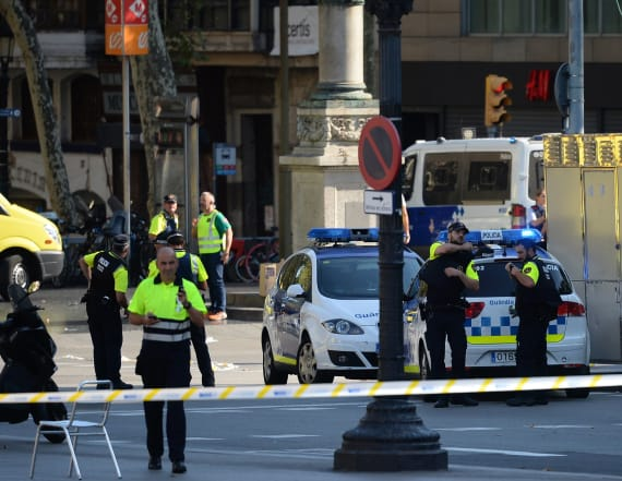 LATEST: One person dead, 32 injured in Barcelona attack