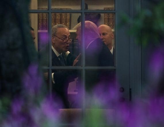 Schumer calls Trump's 'Rocket Man' remark 'risky'