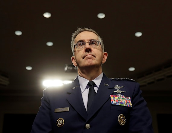 Nuclear general would resist 'illegal' strike order