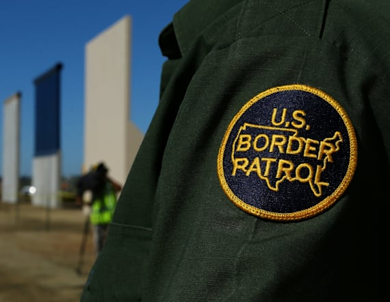 Reward offered after death of border patrol agent