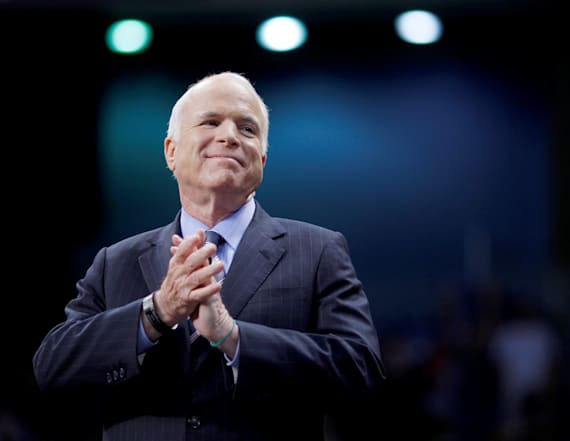 McCain speaks out after brain cancer diagnosis