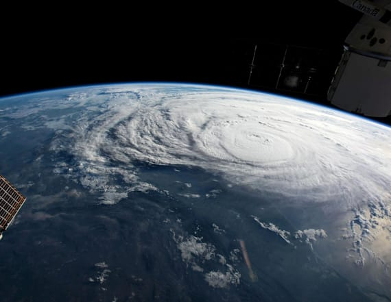 We know why Hurricane Harvey's rainfall was intense