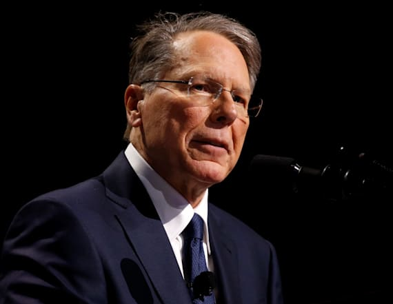 NRA chief says Dems put politics over school safety