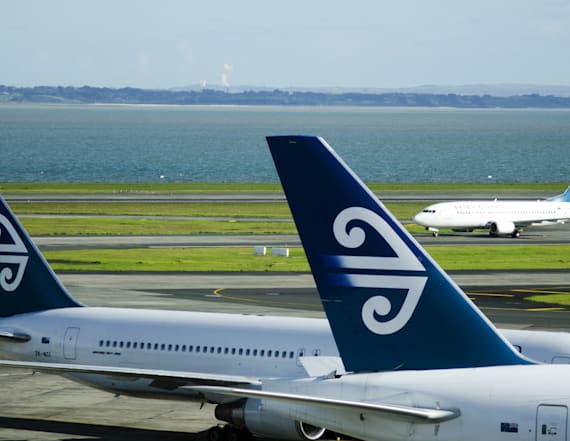 Air New Zealand may use augmented reality on board