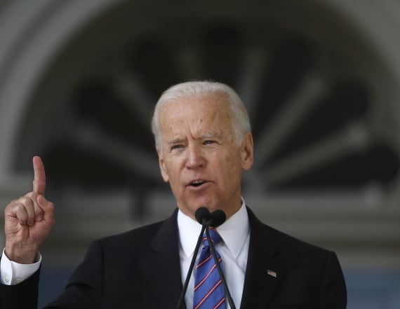 Joe Biden slams Democrats for silence on one issue