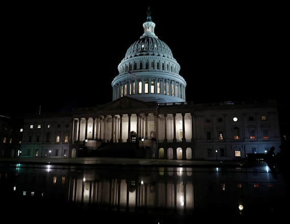 Government shuts down as Trump feuds with Democrats
