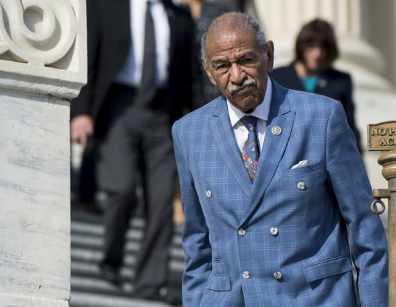 Ethics panel launches probe into Conyers allegations