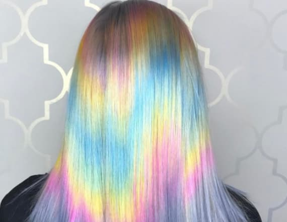 Gorgeous new hair trend is blowing everyone away