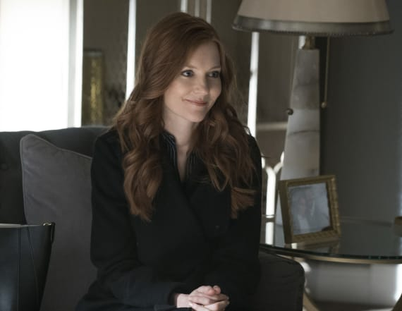 Darby Stanchfield talks 'Scandal' series finale