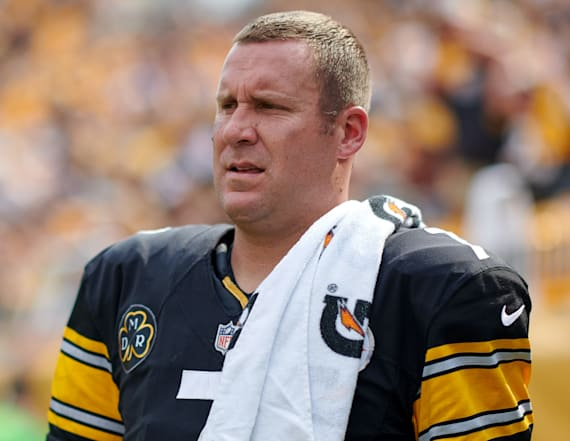 Roethlisberger regrets Steelers boycotting anthem