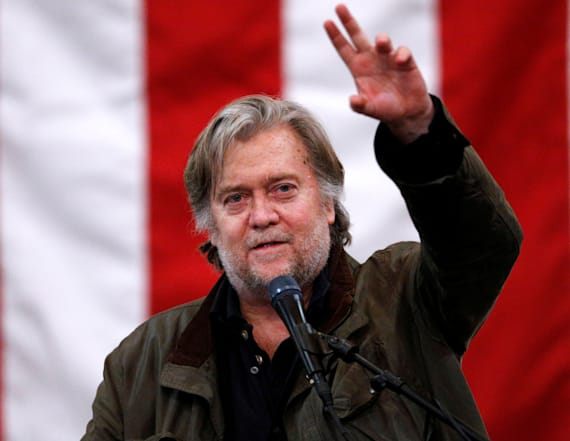 Report: Bannon strikes deal to avoid testimony
