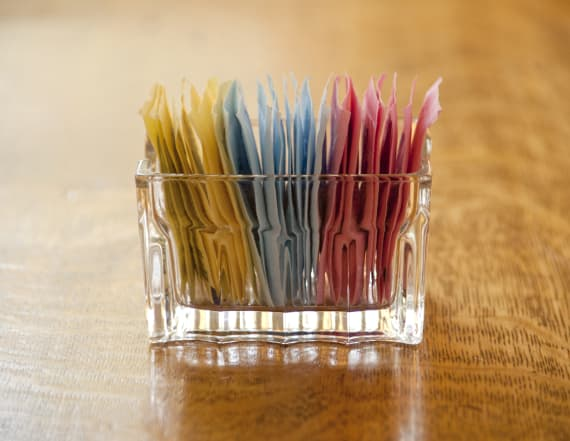 Could artificial sweeteners be making you fat?