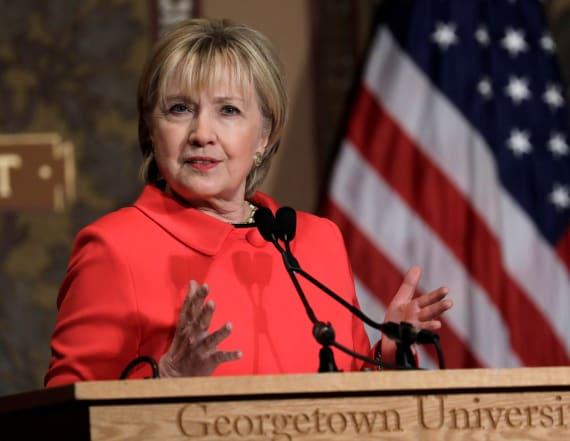 Hillary Clinton book to contain 'bombshell'