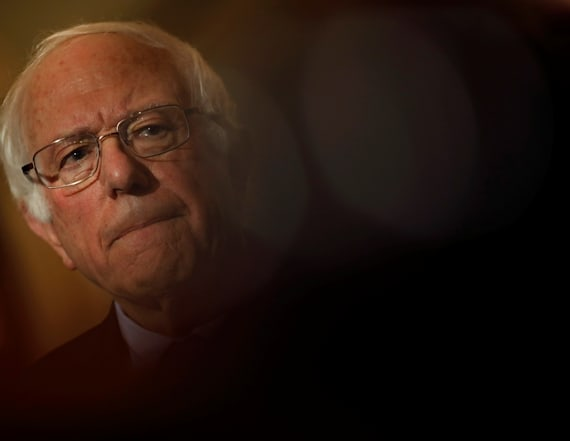 Amazon rips into Bernie Sanders