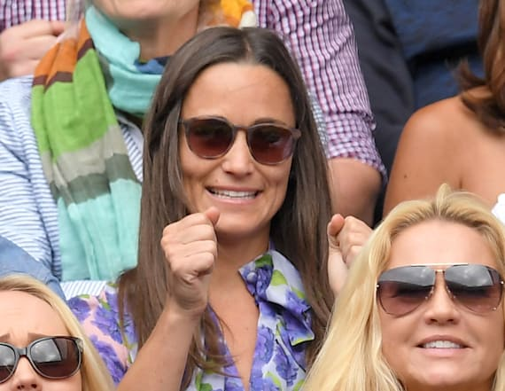 Pippa making move 4 to 5 times a week before wedding