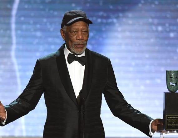 Morgan Freeman 'devastated' over harassment claims