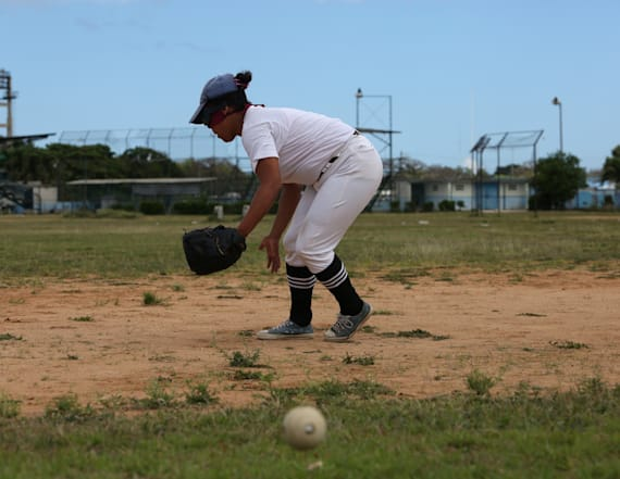 Baseball for the blind gaining popularity in Cuba