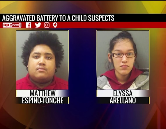 Illinois parents accused of beating child