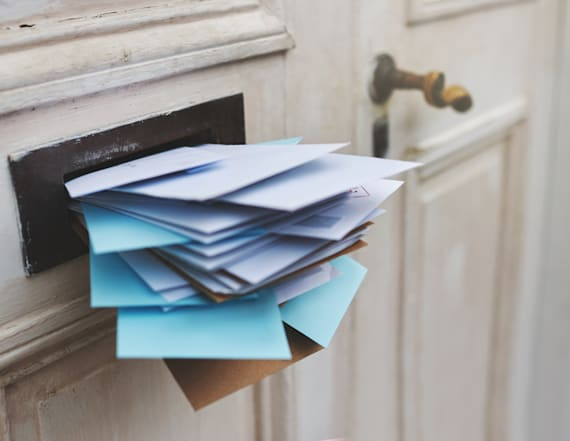 How to stop getting junk mail once and for all