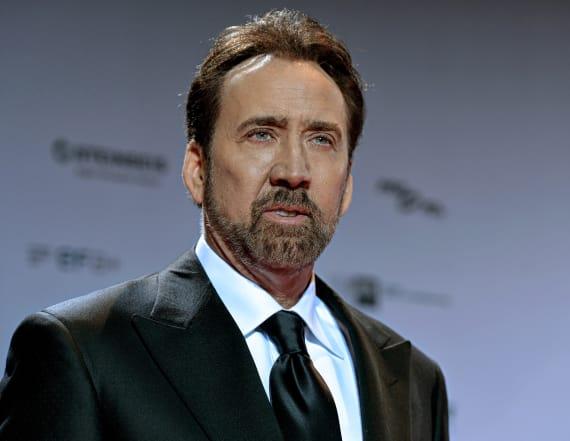 Photo of Nicolas Cage sends internet into a tizzy