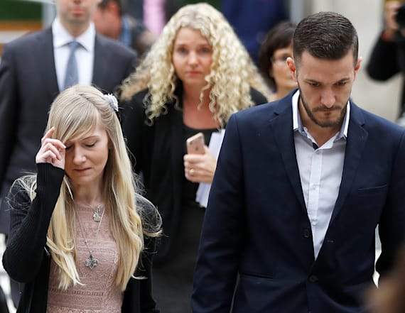 Parents of Charlie Gard end legal battle