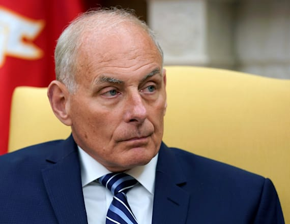 Photo of Kelly during Trump's presser says it all