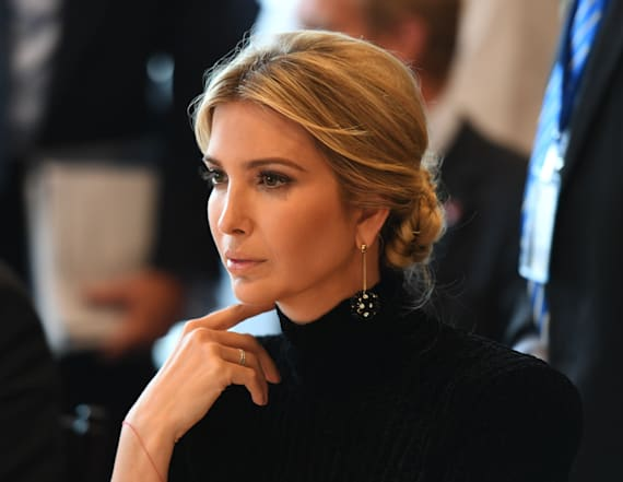 Ivanka reveals struggle with postpartum depression