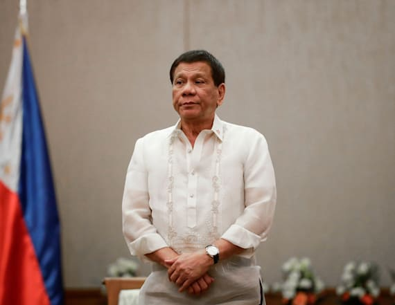Duterte threatens to kill son if involved with drugs