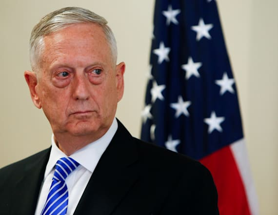 Report: Mattis 'appalled' by Trump transgender ban