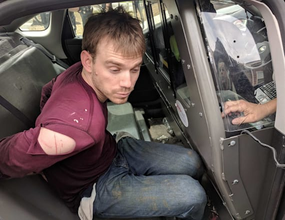 Accused Waffle House killer had laptop drive wiped