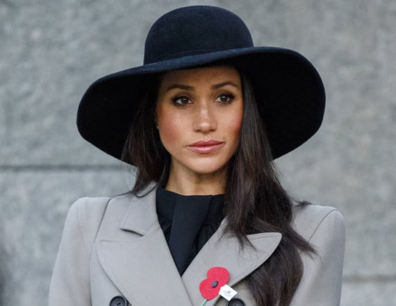 Meghan's beauty look changed since her engagement