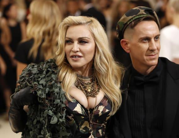 Kimmel interrogates star over sex with Madonna
