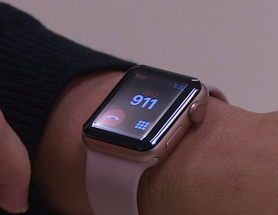 Apple watches accidentally dial 911