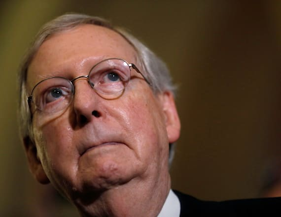 McConnell: GOP working with Trump on 'shared goals'