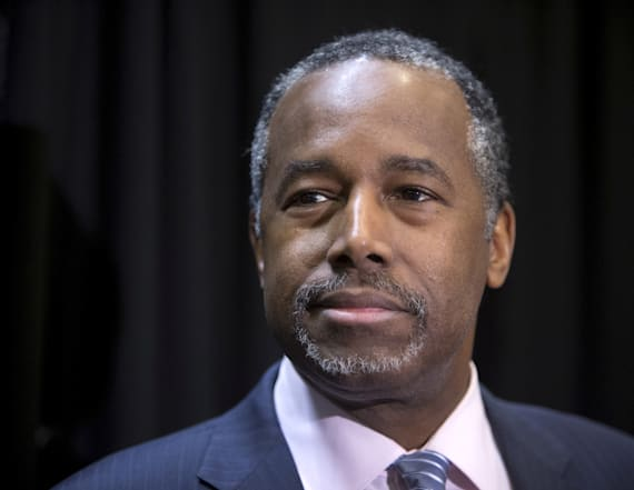 Trump may have caused Carson to violate ethics law