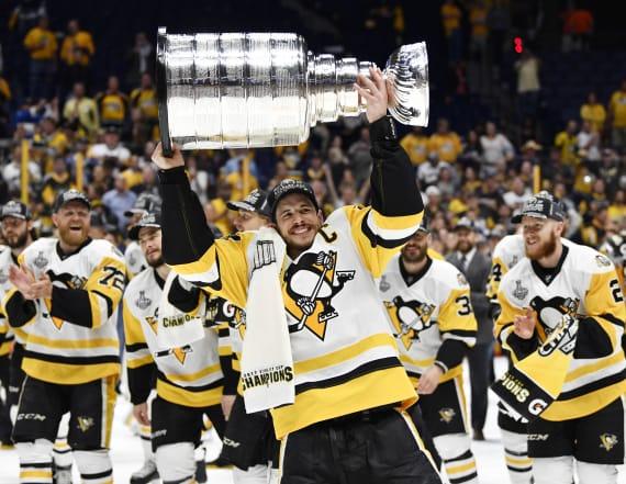 NHL fan wins Stanley Cup tickets -- in July