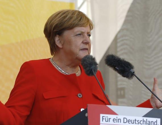 Merkel: Trump must be respected as US president