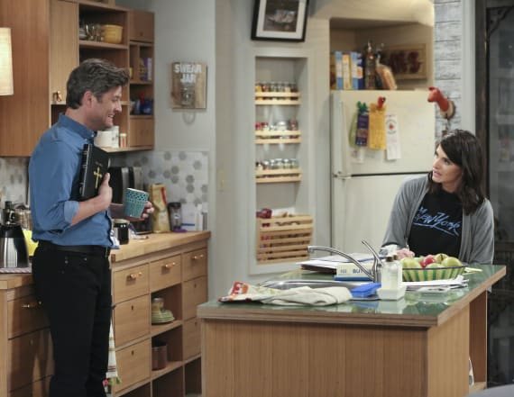 Review: 'Living Biblically' on CBS