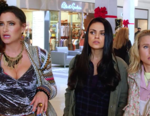 'Bad Moms Christmas' trailer released