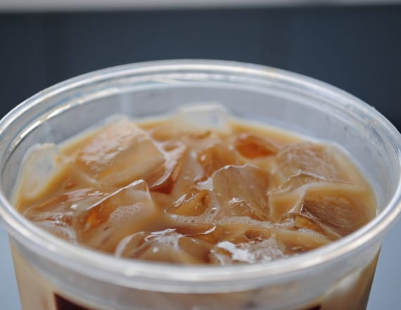 Report: Poop bacteria in iced drinks from 3 chains