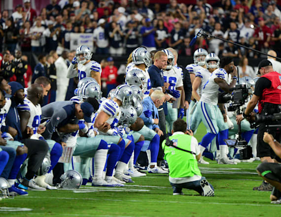 A huge 'Monday Night Football' boosted NFL ratings