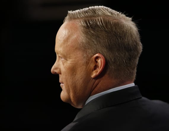 TV networks pass on Spicer for paid contributor role