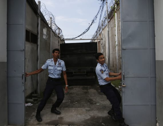 US citizen escapes from notorious prison in Bali
