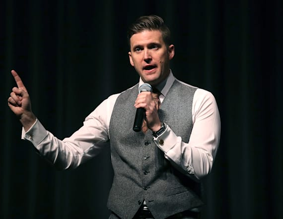 Richard Spencer reportedly banned from 26 countries