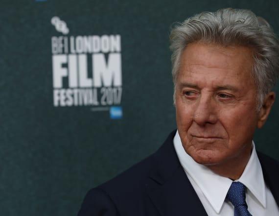 Dustin Hoffman accused of exposing himself to minor
