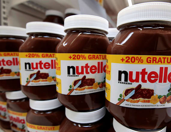 Police need help finding 20 tons of stolen Nutella