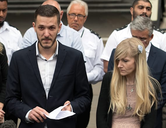 Judge: Charlie Gard to be moved to hospice to die