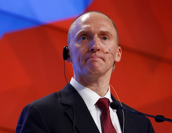 Senate's list of demands of Carter Page revealed