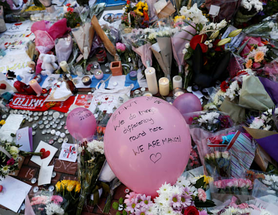 UK won't share details on Manchester attack with US