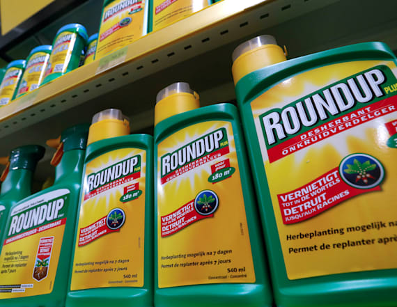 Monsanto ordered to pay cancer-stricken man $289M